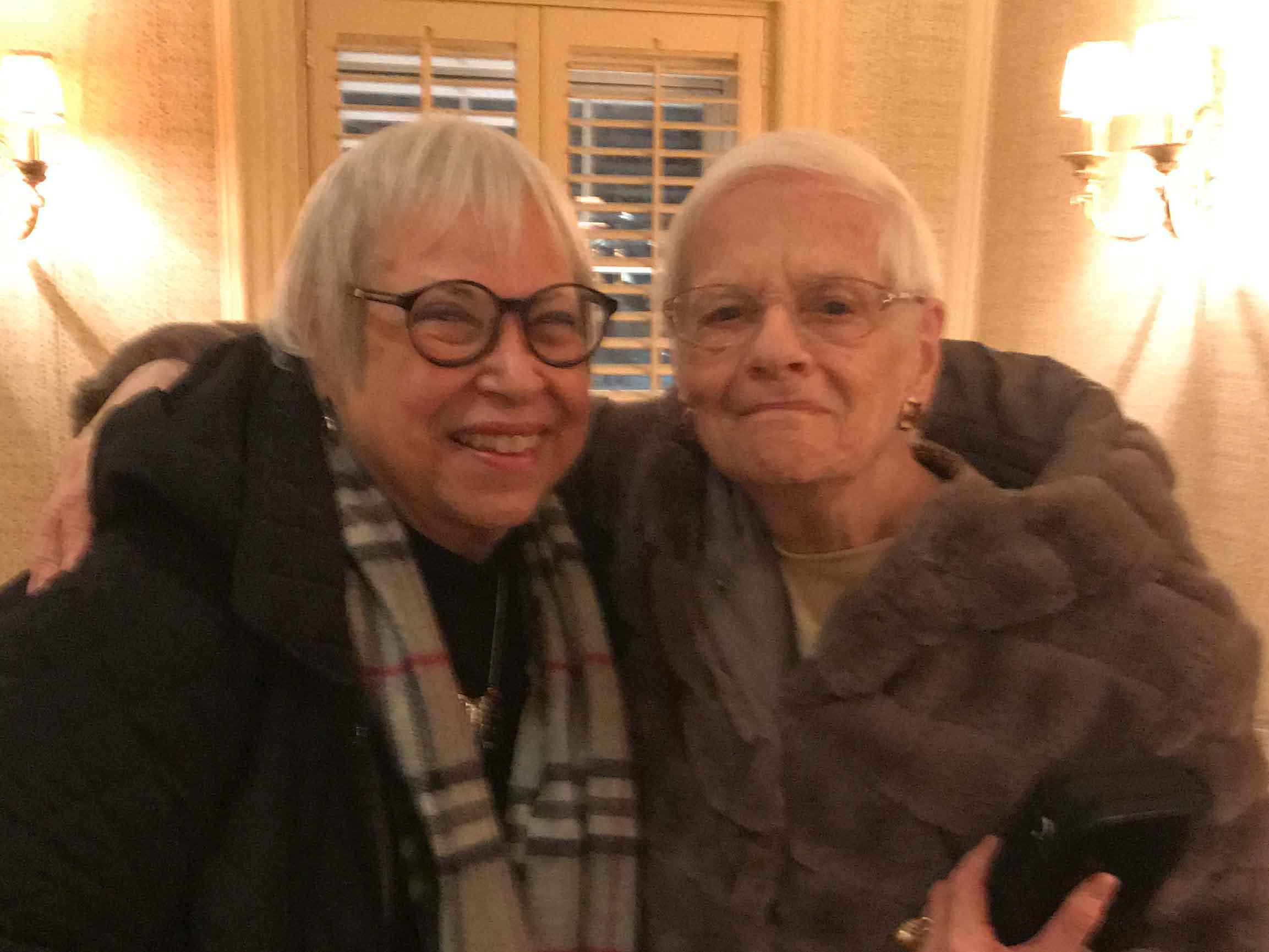 Tamar Frankel and Phyllis Borzi
